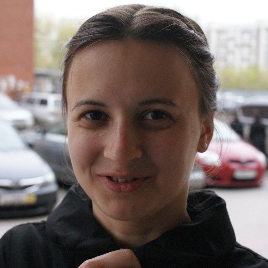 Анастасия Комиссарова